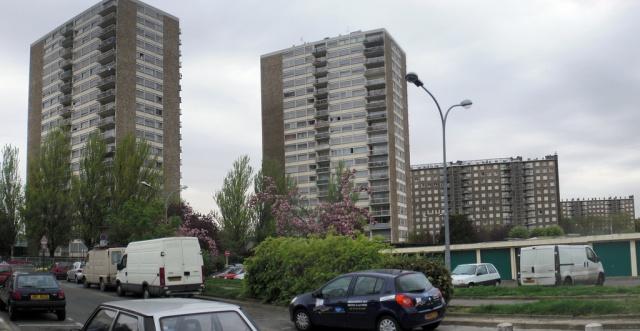 Incorrupt association drancy ses quartiers for Centre commercial grand tour sainte eulalie